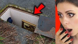Video People Finding Secret Hidden Rooms In Their Homes ! MP3, 3GP, MP4, WEBM, AVI, FLV Desember 2018