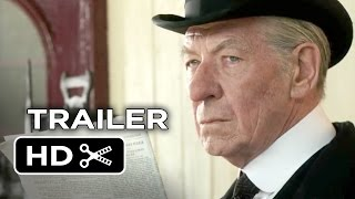 Nonton Mr. Holmes Official US Release Trailer #1 (2015) - Ian McKellen Mystery Drama HD Film Subtitle Indonesia Streaming Movie Download