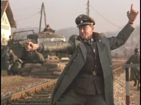 Final battle - German last attempt to stop the train