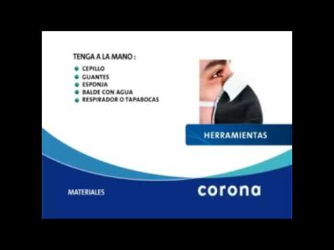 Limpiador de Juntas Corona Corona Colombia