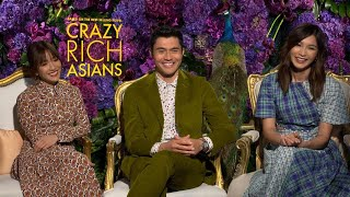 Video Crazy Rich Asians: Henry Golding, Constance Wu and Gemma Chan (Full Interview) MP3, 3GP, MP4, WEBM, AVI, FLV Oktober 2018