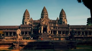 See The Ancient Temple Of Angkor Wat Reconstructed In A Stunning 3D Animation! by Science Channel