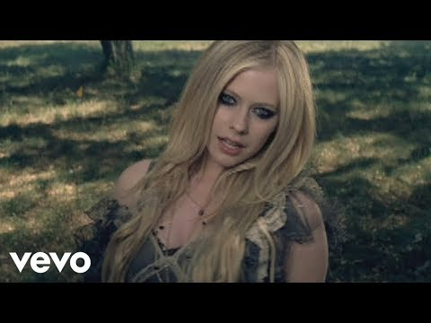 avril lavigne, missing, love, music video