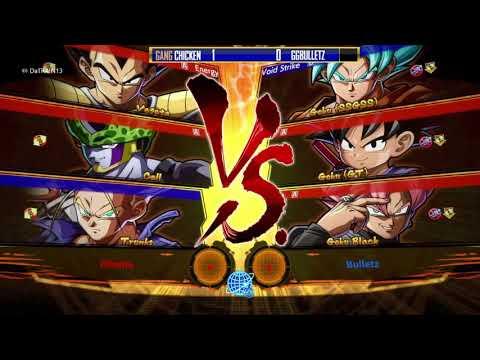 GGBulletz vs Chicken - GG Entertainment Online Xbox DBFZ #1
