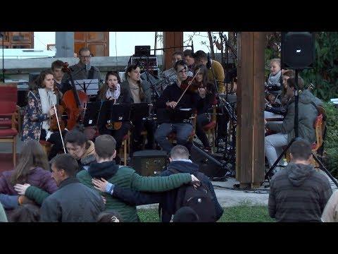2018-10-06 Nagymarosi Ifjúsági Találkozó - Közös éneklés a Boanergész együttessel - 2018.10.06 - ősz