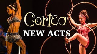 Video 2 NEW Acts! Discover the changes we made with Corteo in Arena! Backstage with Cirque du Soleil MP3, 3GP, MP4, WEBM, AVI, FLV Juni 2018
