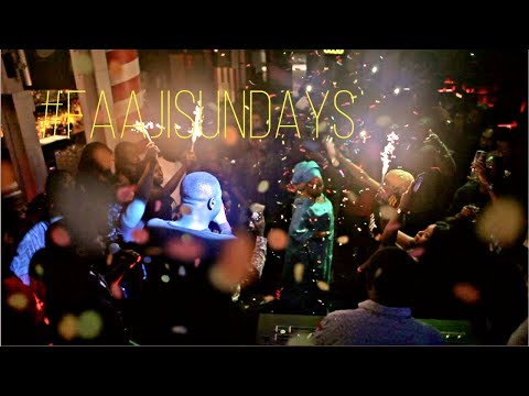 #FaajiSundays - London's trendiest 'drunch' event! | What's The Motive? EP 3