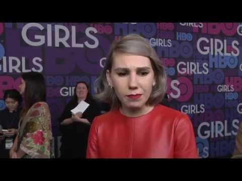 Girls: Zosia Mamet Exclusive Premiere Interview