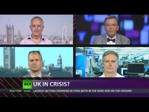 CrossTalk: UK in crisis?