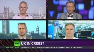 Is the UK in crisis? In the wake of a series of deadly terrorist attacks, a hung parliament and the horrific human tragedy of the ...