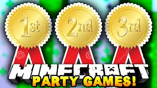"""Minecraft PARTY GAMES """"EPIC WIN!"""" #5 - w/ The Pack"""