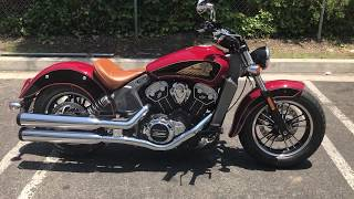 10. 2017 INDIAN SCOUT ABS