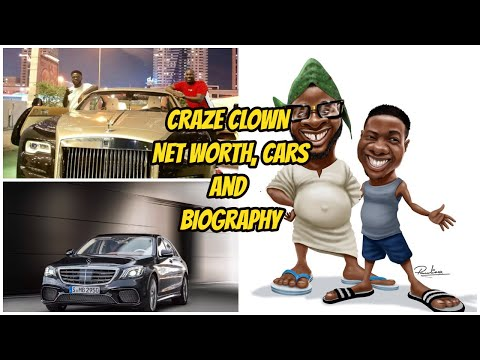 CrazeClown Biography, Net Worth, Cars, Family Relation and Hidden Secrets (Dr Craze is Rich & Funny)
