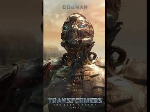 - Motion Poster Cogman (Anglais)