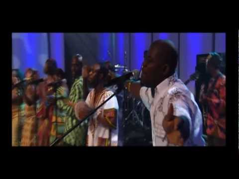 Koso Aba - Ghana Community Choir, Holland - Afrikaanse Koormuziek