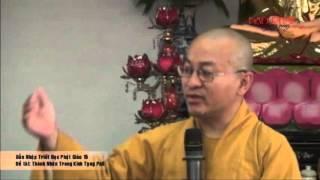 Dẫn Nhập Triết Học Phật Giáo 15 - Thánh Nhân Trong Kinh Tạng Pali