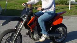 8. KTM 525 Supermoto 2005 for eBay sale, or contact directly