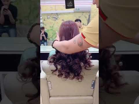 503 Video của Salon chuyến nối tóc Bắc Hugo