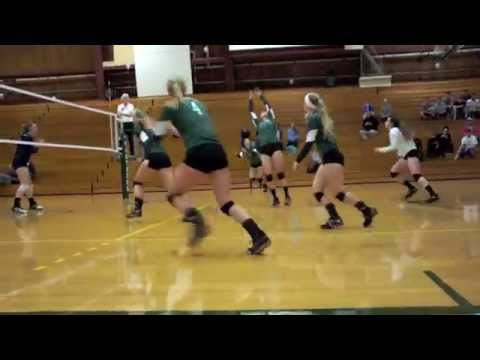 PSU Women's Volleyball vs. Mount Holyoke