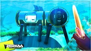 BUILDING MY FIRST BASE! (Subnautica #2)