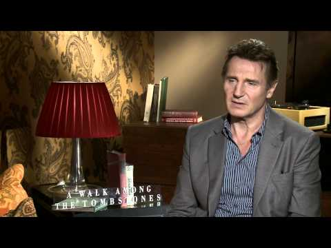 A Walk Among the Tombstones (2014) Exclusive: Liam Neeson (HD) Liam Neeson, Dan Stevens