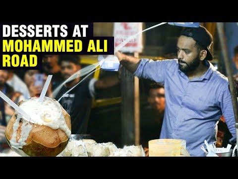 Ramadan Special Street Food at Mohammad Ali Road – Ramzan Special – Biggest Iftar Market