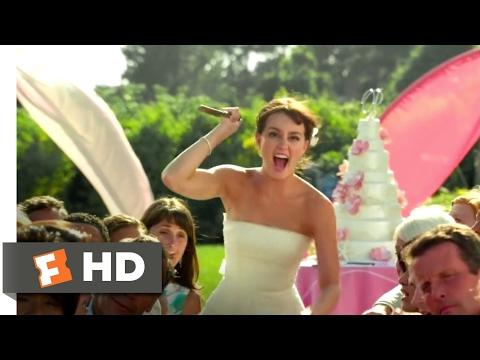 That's My Boy (2012) - Broken Wedding Scene (10/10) | Movieclips