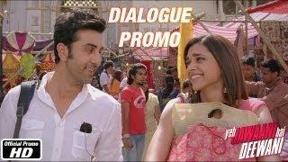 Main tumpe marti thi? - Dialogue Promo 2 - Yeh Jawaani Hai Deewani