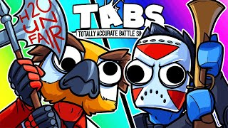 TABS Funny Moments - Protester Vanoss VS Delirious Army! (Totally Accurate Battle Simulator) by Vanoss Gaming