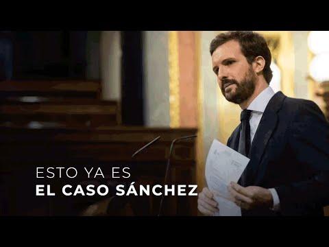 Esto ya es el caso Sánchez