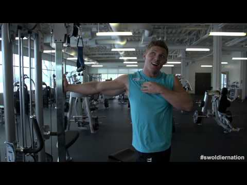 Swoldier Nation – Trainer Edition – Hypertrophy Training : Back