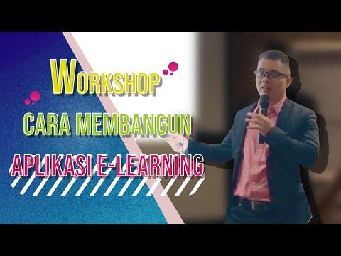 Cara Praktis Membangun Aplikasi eLearning
