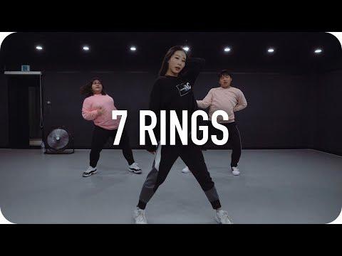 7 rings - Ariana Grande / Beginner's class - Thời lượng: 3 phút, 44 giây.