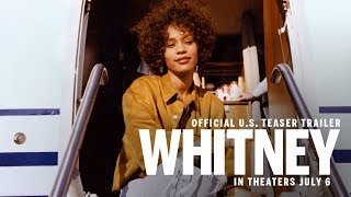 Whitney Official Teaser Trailer   In Theaters July 6