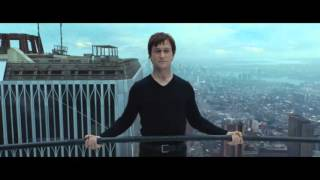 The Walk 2015 Wire Walk Hilarious Scene  Hd 1080p