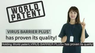 video thumbnail Wooju Mulsan Virus Barrier PLUS youtube