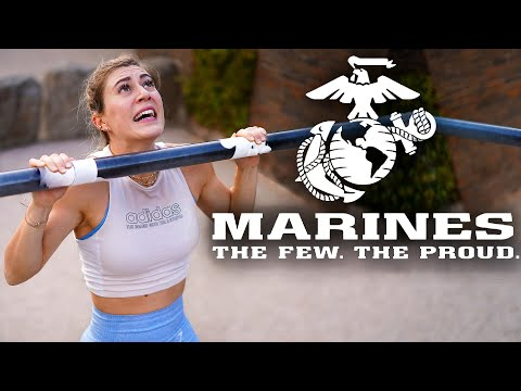I took the US Marine Fitness Test and got the perfect score
