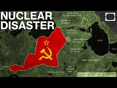 Utajovaná jaderná katastrofa Sovětského svazu