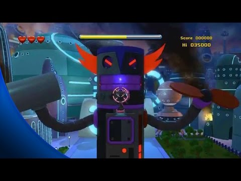 PAC - Gameplay of all bosses in Pacman and the ghostly adventures 2 Played on the PS3 for Xbox 360, PS3 and Wii U Pacman and the ghostly adventures 2 playlist - ht...