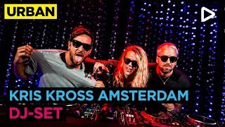 Video Kris Kross Amsterdam (DJ-SET) | SLAM! MixMarathon XXL @ ADE 2018 MP3, 3GP, MP4, WEBM, AVI, FLV November 2018