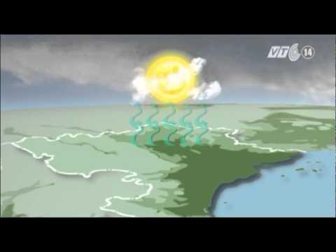 Bắc Bộ thêm không khí lạnh tăng cường - Thời lượng: 0:57