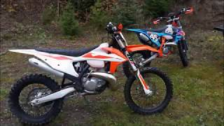 7. 2019 KTM 300 XC