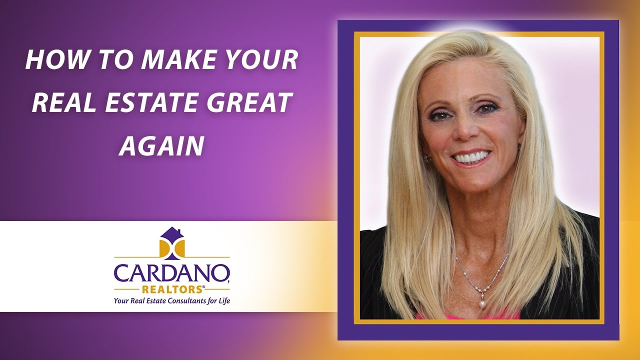 Secret Strategies to Making Your Real Estate Great Again