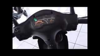 9. Sym Symply 50 preiswerter Motorroller vom Markenhersteller in ordentlicher Qualität