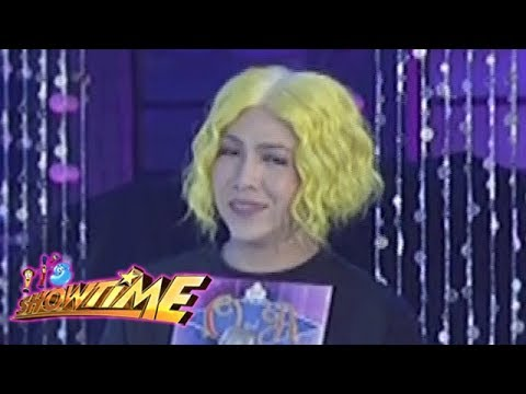 It's Showtime Miss Q & A: Vice Ganda on Miss Q & A candidate