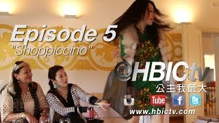 """#HBICtv Episode 5 Shoppiccino.  Subscribe!The girls go shopping in Italy.  Joy has more serious stuff to take care of.  Coco wins an unlikely ally.  Where did Flo.Z go to school again?  It's pronounced Haute Couture.#HBICtv: Ultra Rich Asian Girls is a Canadian online program about the daughters of affluent, Mandarin speaking Chinese Canadians living in Canada.  They are young independent women starting their lives and careers with the newest Hermes Birkin bags and YSL shoes while vying for the status of #HBIC """"Hot Bitch in Charge"""".Music by Aki Frankie Dezhttps://itunes.apple.com/us/artist/dez/id927804563A production of VeyronMedia Inc. All Rights Reserved, 2014info@hbictv.com未经许可不得转载任何本视频相关资料!"""
