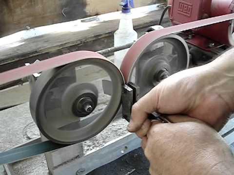 Заточка ножей для электрорубанка своими руками