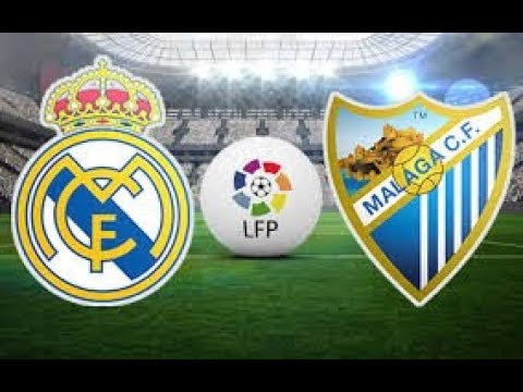 HIGHLIGHTS REAL MADRID Vs  MALAGA ।। Goals 3:2