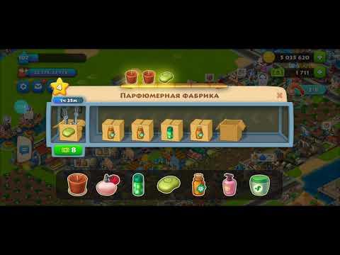 ТАУНШИП город и ферма #359 Знакомство с МОИМ городом, Детское видео Игровое видео видео