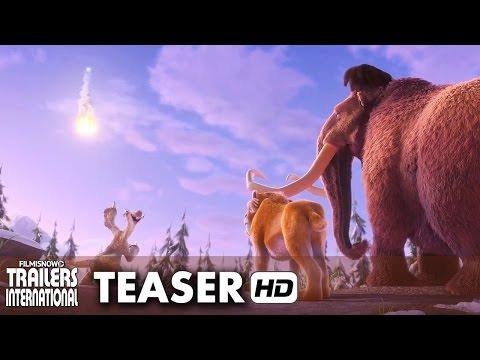Filmes de animação completos dublados 2017 lançamento - A Era do Gelo Scratástrofe Cósmica Teaser Dublado (2016) HD